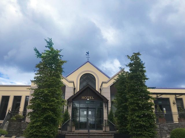 Four Seasons Hotel: Entrance