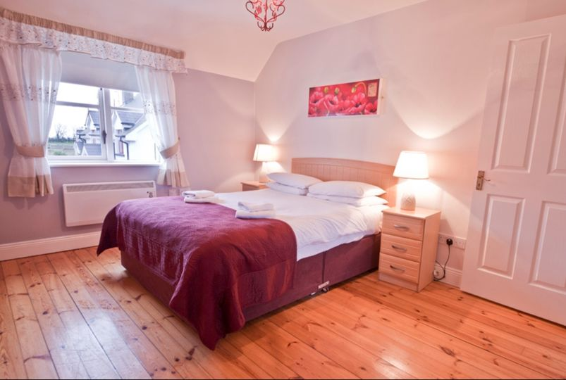 Master Bedroom in Holiday Cottage
