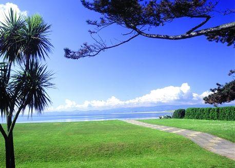 The Hotel Grounds - Dublin Bay