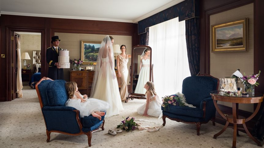 Realise Your Wedding Dreams ai InterContinental Dublin