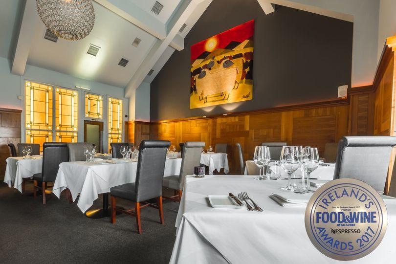 l'Ecrivain Restaurant Main Dining Room