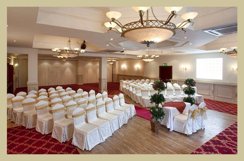 Large Ceremony Room
