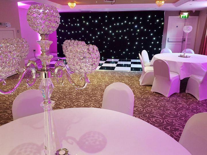 Fab Weddings Decor in the Bradán Suite