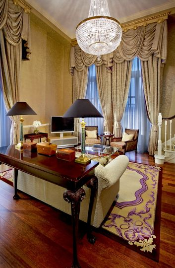 The College Suite at The Westin Dublin