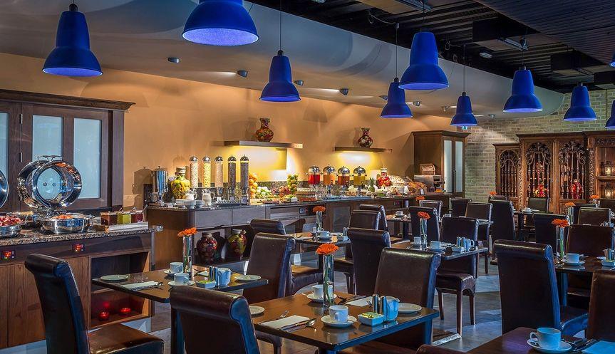 Trinity City Hotel Main Restaurant