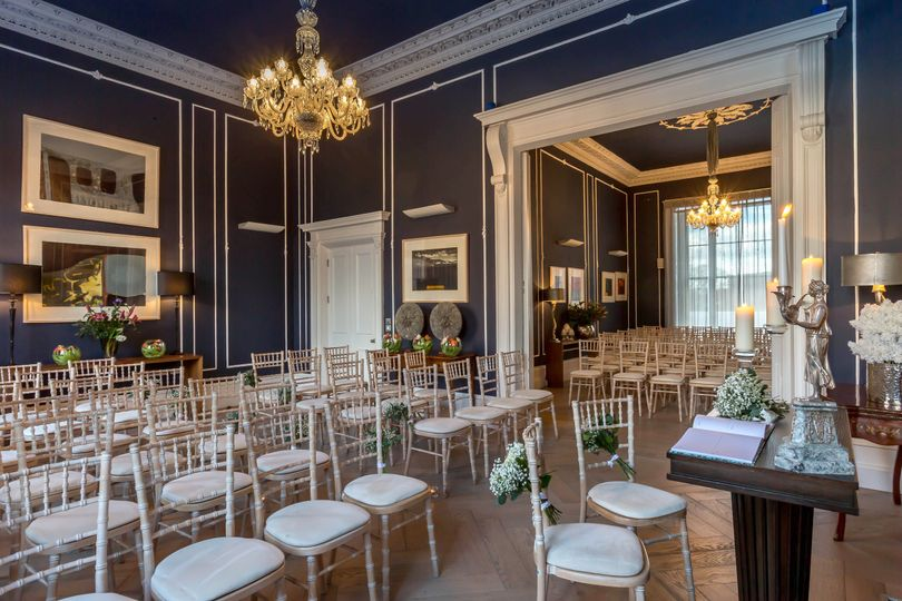 Gandon Rooms Civil Ceremony