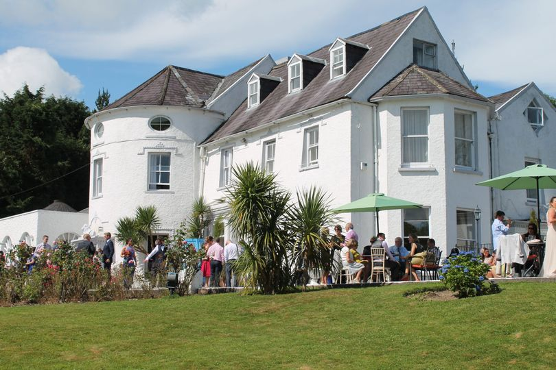 Innishannon House in Summer