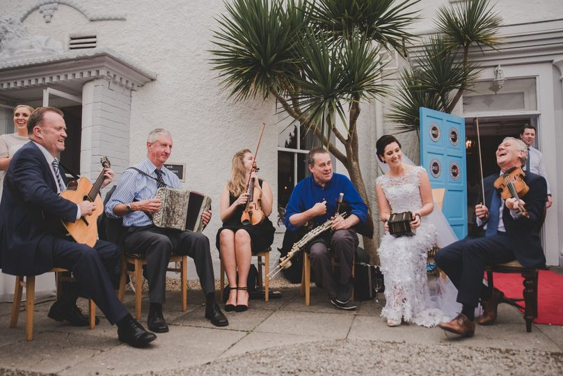 Real Wedding at Innishannon House Hotel