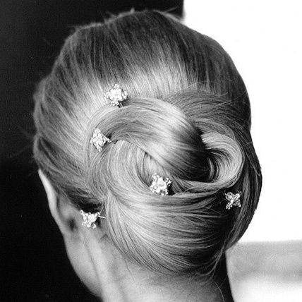 Silver Wild Flower Pins
