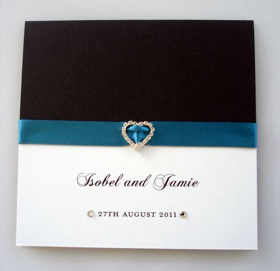 Chaney Pocketfold Invitation
