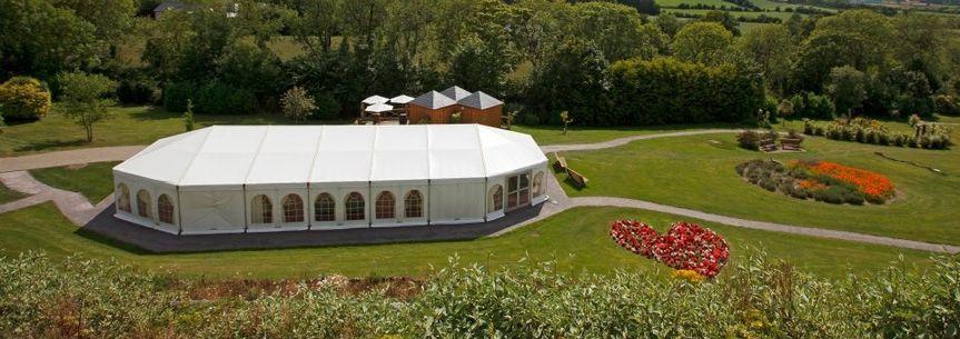 Fernhill House Hotel & Gardens Marquee