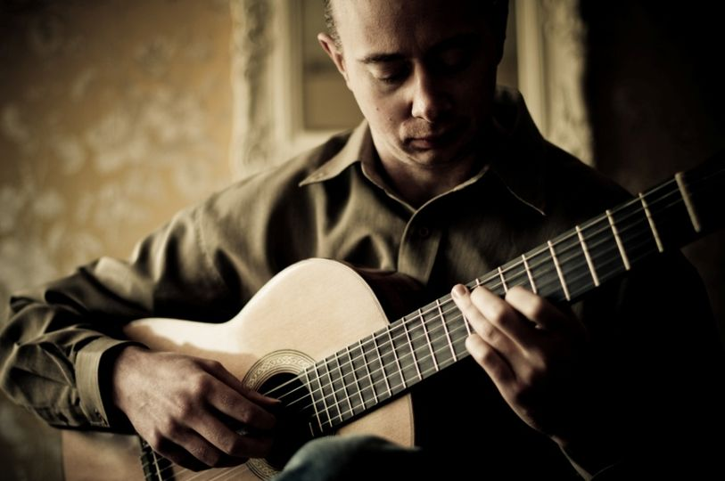 Colm Classical Guitarist