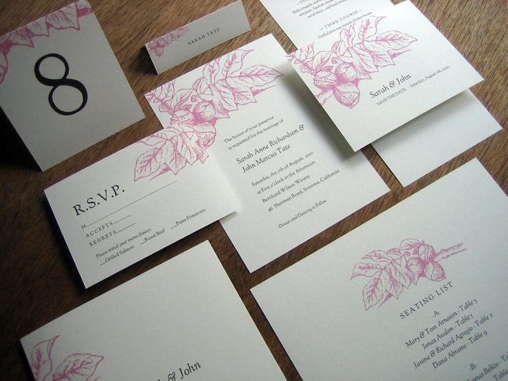 Floral Printable Wedding Kit