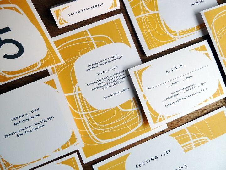 Circles Printable Wedding Kit