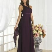 chiffon bridesmaid