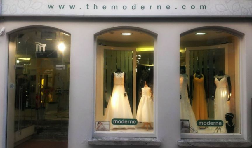 Our New Shop Front