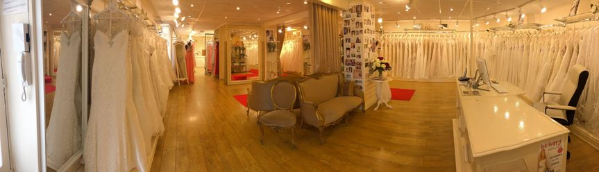 Bridalwear Shop O'Briens Bridal Couture 61
