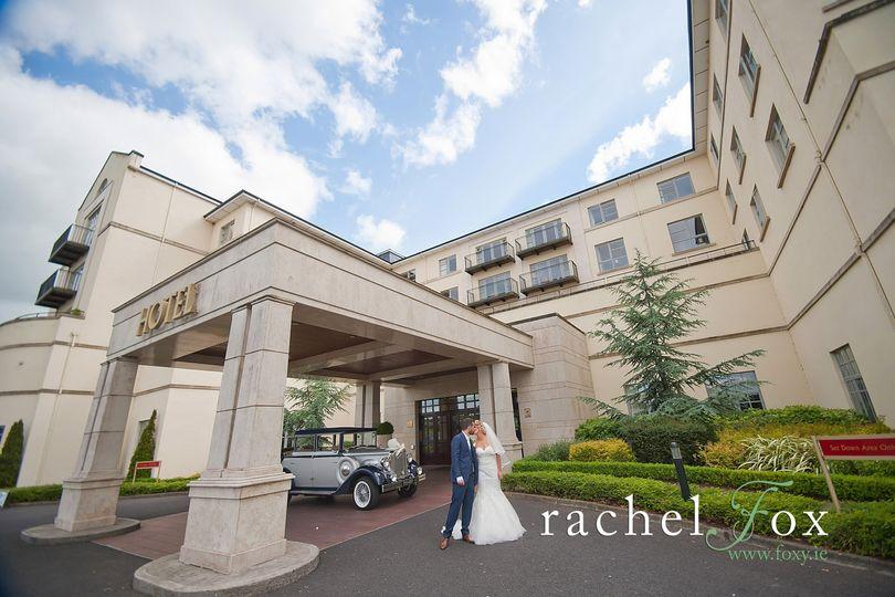 Knightsbrook Hotel Wedding Photography