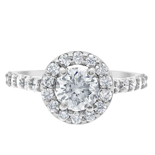 Gillian engagement ring