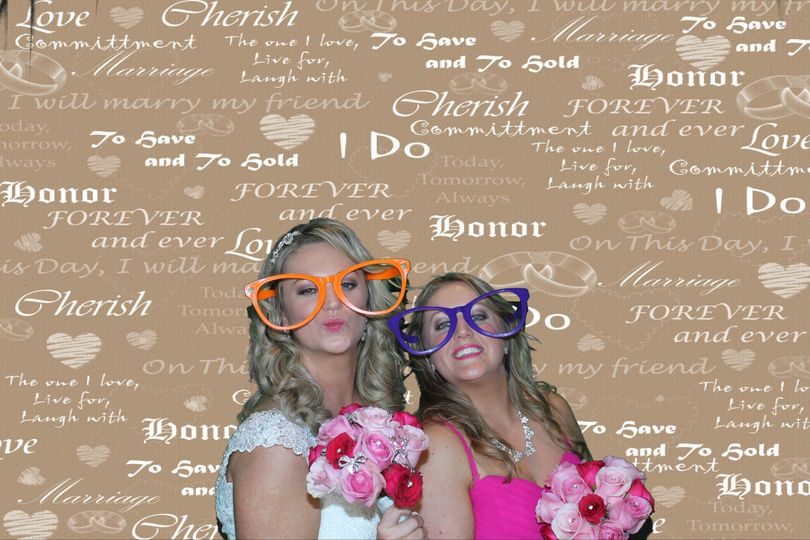 Wedding Photo's From Pixels Photo Booth