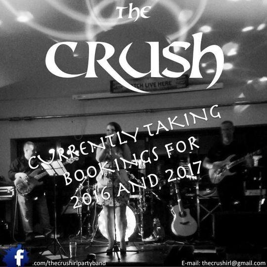 Music and DJs The Crush 1