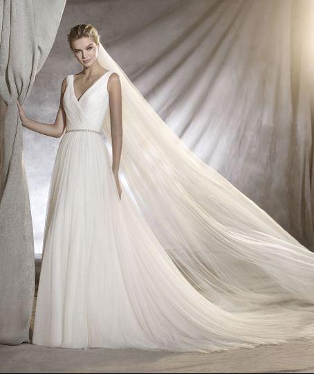 Bridalwear Shop Rosemantique 17