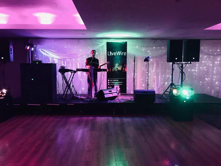 Music and DJs LIVEWIRE WEDDING BAND 4