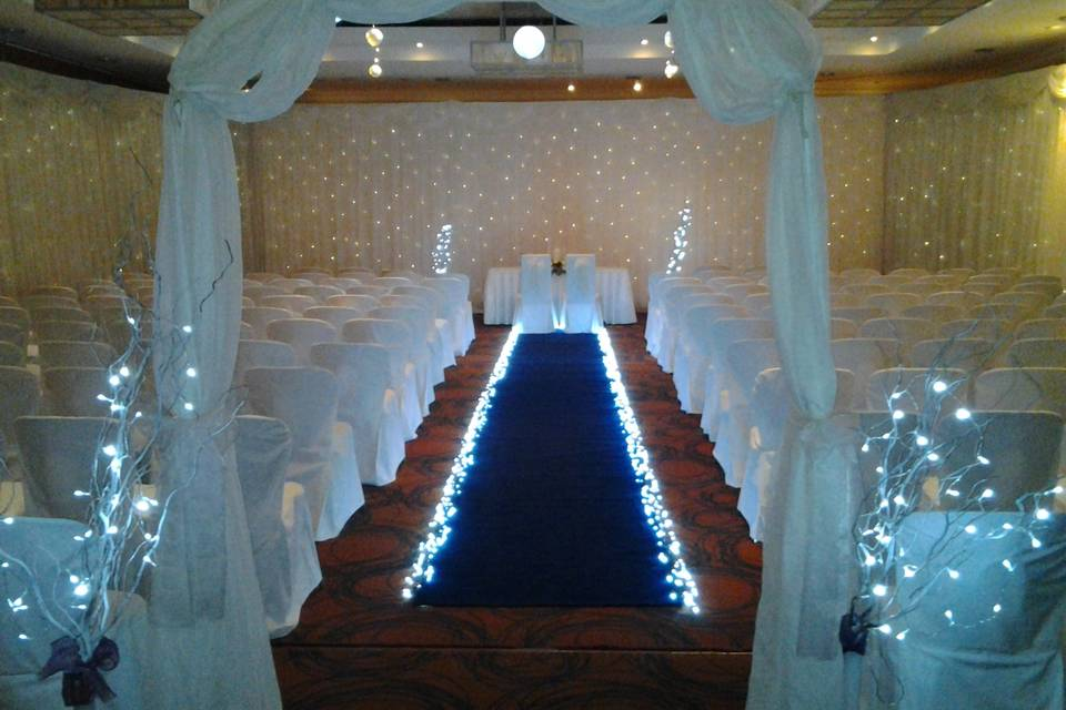 Civil Partnerships and Humanist Ceremonies @ The Tower Hotel