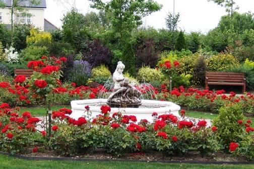 Abbey Court Hotel Gardens