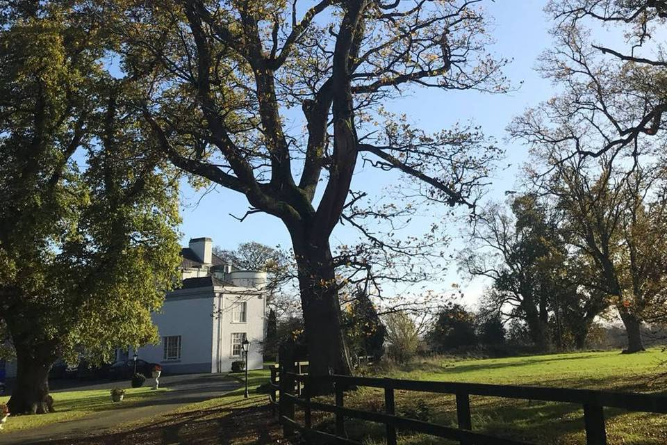 Leixlip Manor & Gardens
