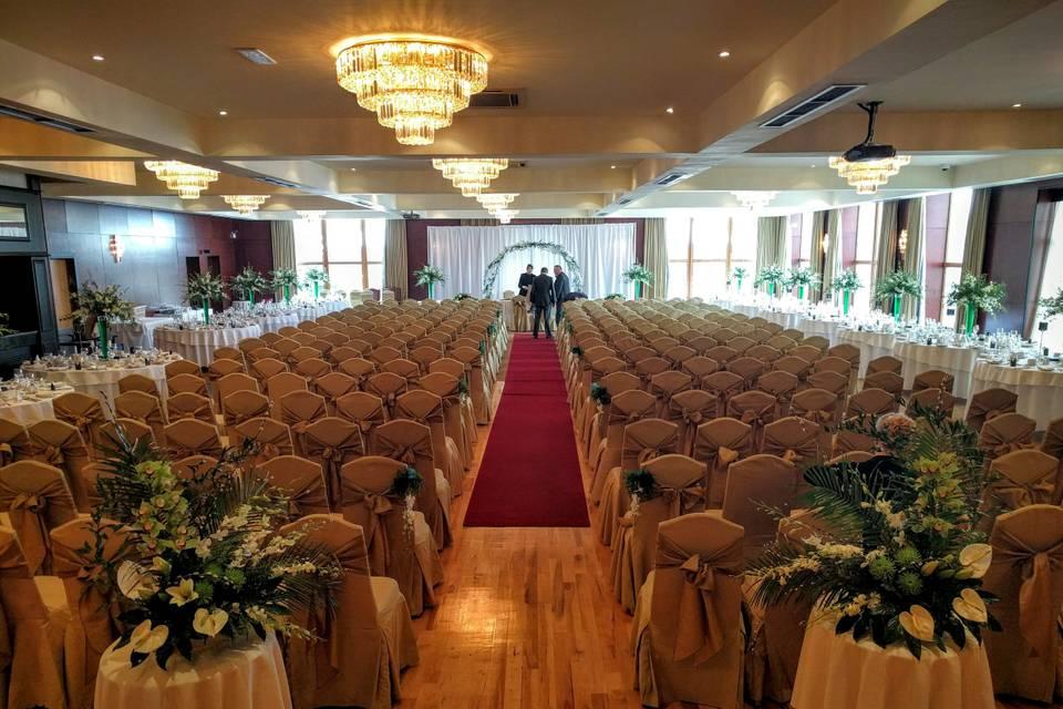 Marina Room Civil Ceremony