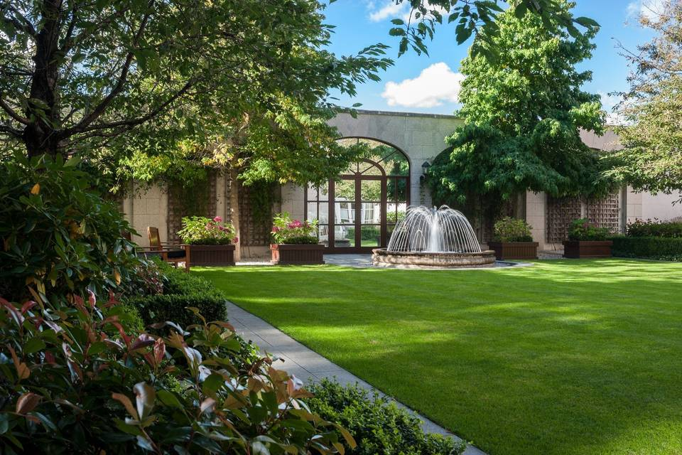 Landscaped perfection