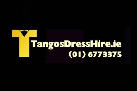 Tangos Dress hire