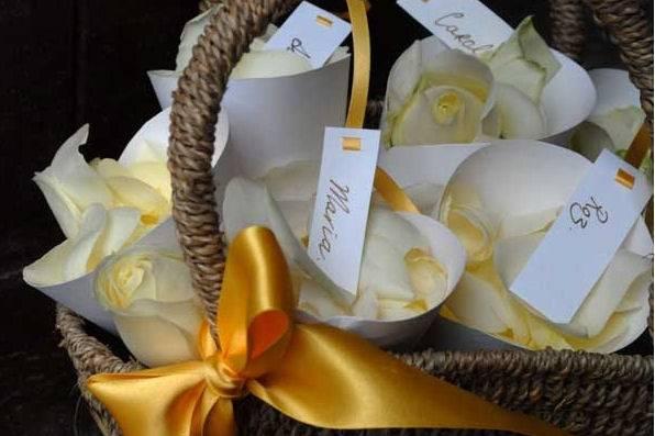 A New Leaf - Wedding Florist