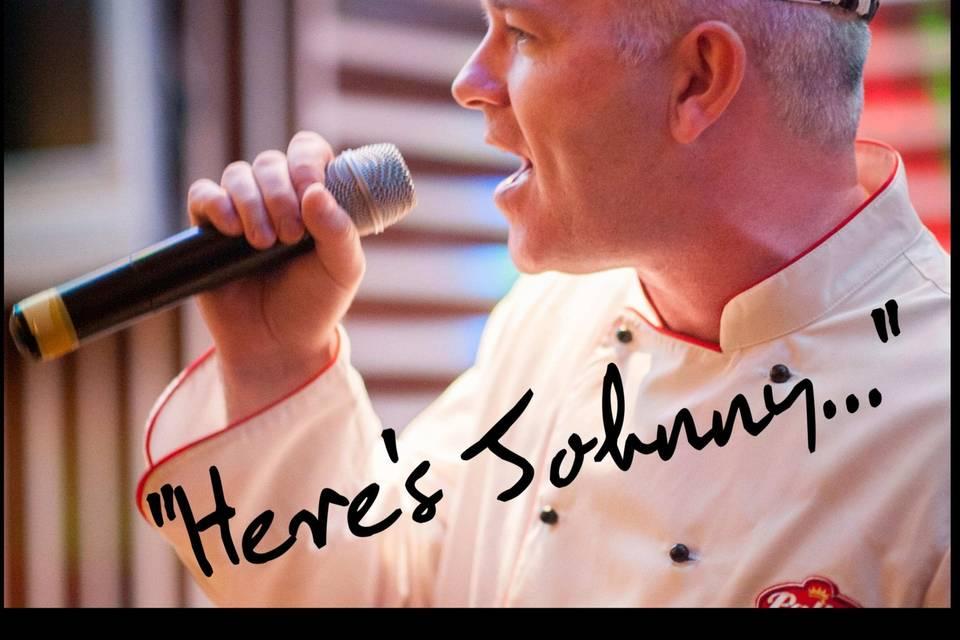 The Singing Chef Ireland