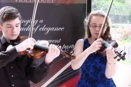 Music and DJs Stringz Violin Duo 2