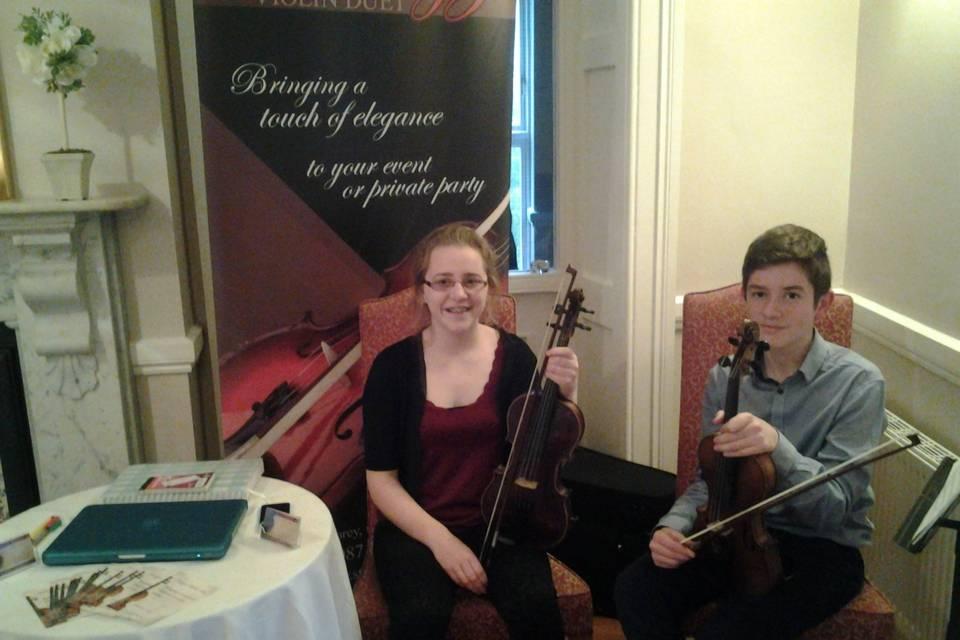 Stringz Violin Duo