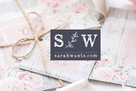 Sarah Wants Stationery